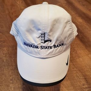 NWT Nike Golf Nevada State Bank Hat